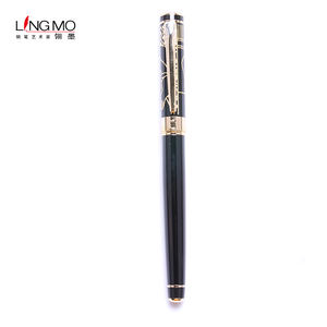 China factory direct top quality stationery products and price luxury fountain pen gift set