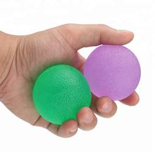 2019 High Quality Round Stress Ball Hand And Finger Exercise Squishy Stress Ball