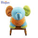 New 2019 Plush Rocking Horse Toy Elephant Rocking Horse Toy From China