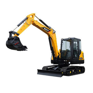 5 ton crawler excavator Sany SY55C on sale