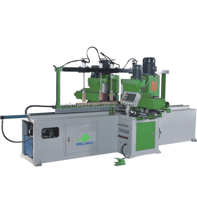 Double side wood copy shaper milling machine for table/chair production MX6232SA,with sanding function