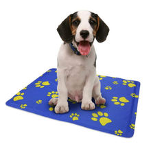 Waterproof Non-toxic Gel Self Cool Pad For Dog Custom Sizes Pet Cooling Mat