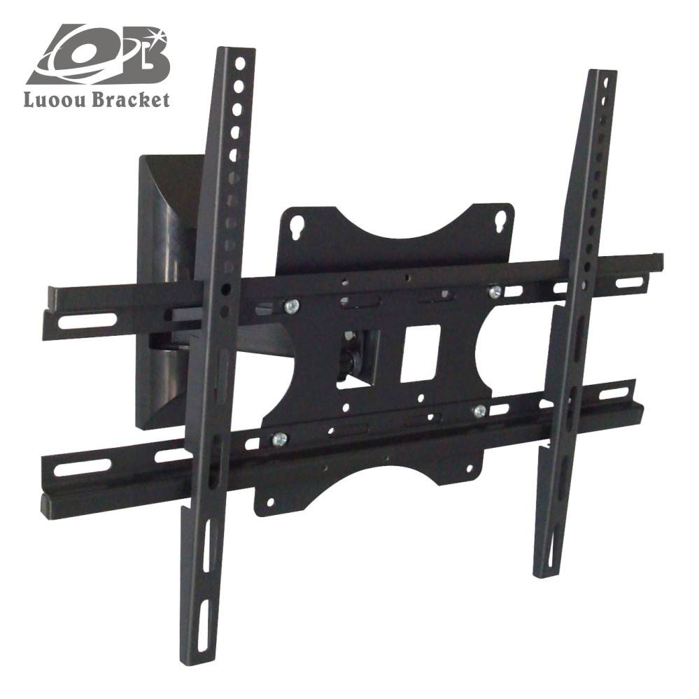 32-65 Inch All In One Cold Rolled Steel Sliding Folding Table lcd tv mount