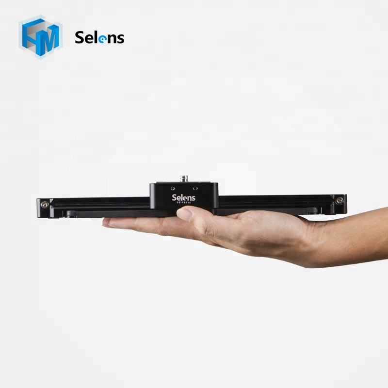 "Selens 11 ""28センチメートルPortable Mini Video Camera Slider"