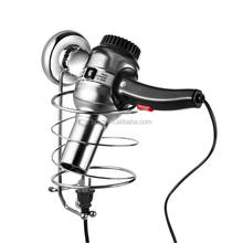 Suction Stainless Steel Hairdryer Holder