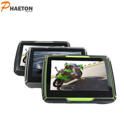 Original manufacture motorcycle gps navigator compatible with garmin gps map W-40