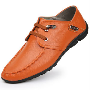 ZY0277A genuine leather wholesale men dress shoes