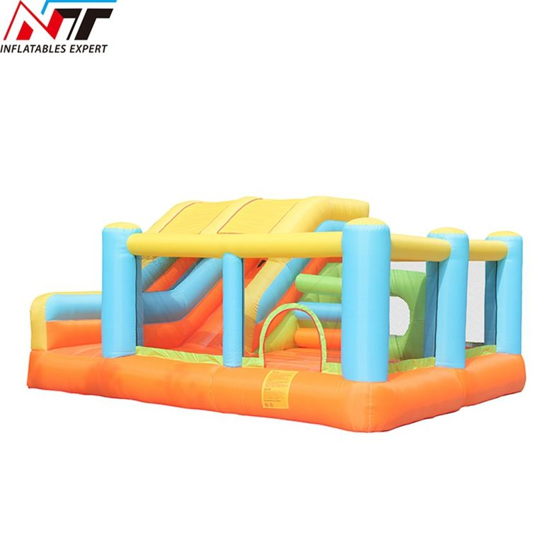 New Customized Best Price Hot Selling Nylon Play Jumping Bouncy Sale Castle Tent For Kids