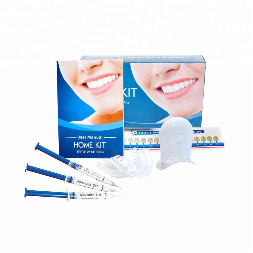 CE Approved Beautiful Smile Classical Take Home private label Teeth Whitening Kit