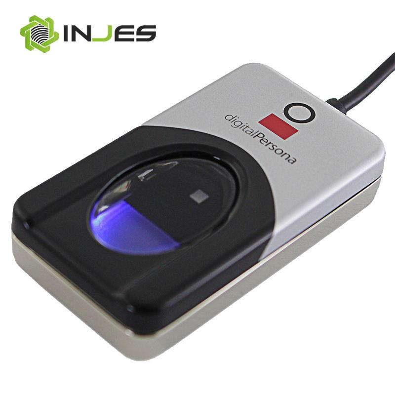 USB-сканер отпечатка пальца В в 8bit градации серого рабочего биометрический 5,0 URU4000B