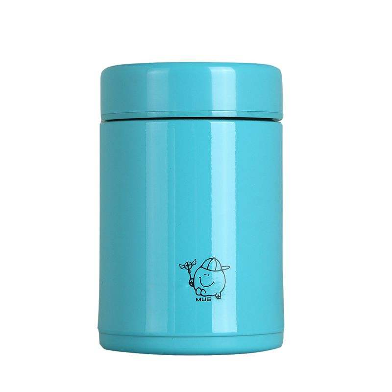 Double Wall Vacuum Insulated Stainless Steel BPA Free Food Flask Thermos Lunch food Jar