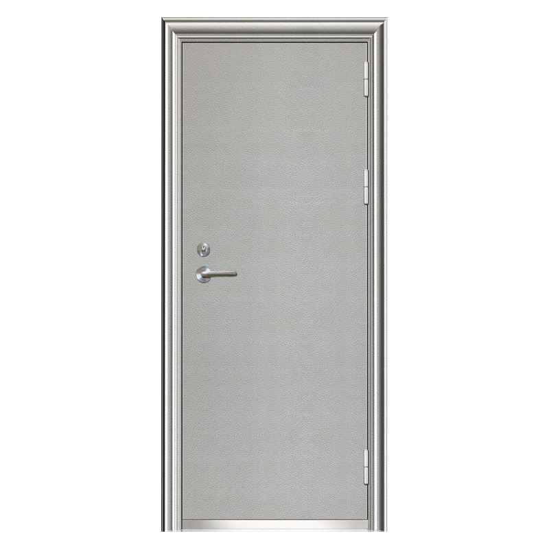 BS certificated Emergency exit 2hours Fire Rated Steel Door