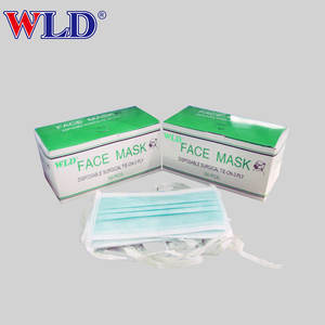 With Non Disposable Face Medical Surgical Design Woven Mask
