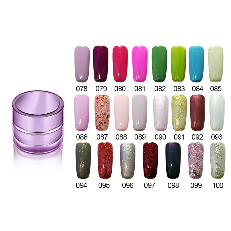 RNK Free Samples Manufactures Nail Art Paint Color Uv Gel