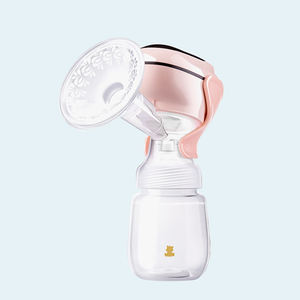 Top Selling Mini Portable Electric Breast Milk Pump for Baby