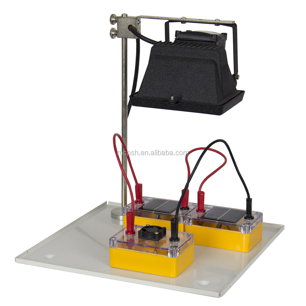 MCP F3-717 solar educational kit for lab