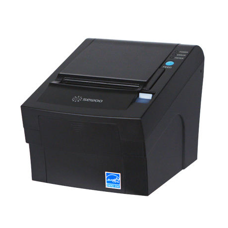 3 inch Desktop Direct Thermal POS Printer SLK-T20EB II 80mm Receipt Printer used for Retail Manufacturing Shop