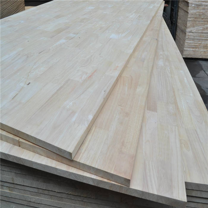 Supply Thailand rubberwood finger joint board wholesale price