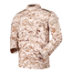 Military uniform ACU Army uniform Camouflage uniform