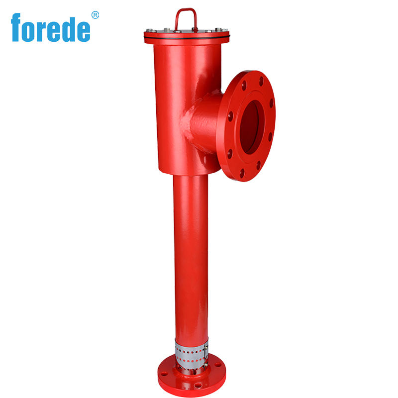 Low Expansion Tank Foam Chamber For Fire Protection