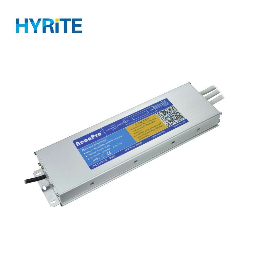 Input 220v output 5v 250w IP67 LED Driver waterproof switching LED display power supply