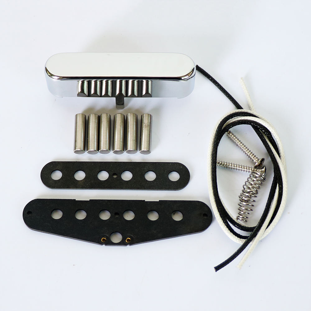 Musical instrument DIY electric guitar parts Tl guitar neck position pickup kits with Alnico 5 rods for sale