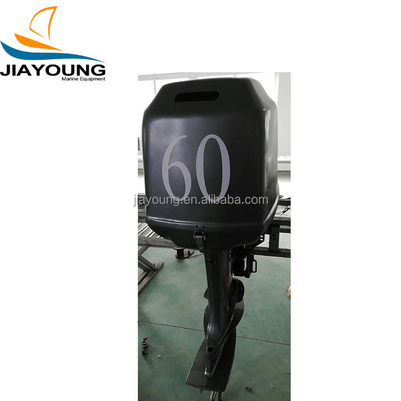 Two Cylinder 60HP Diesel Outboard Motor For Sale