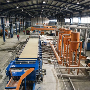 China gipsplaat machines fabricage prefab voorgespannen betonplaat maken machine