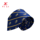 China factory wholesale good price custom made skinny mens neck tie