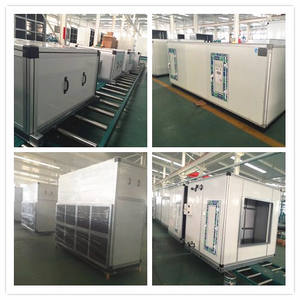 Package Air Handling Unit Size