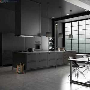 Supply Modular Modern Kitchen With Price From China Manufacturer