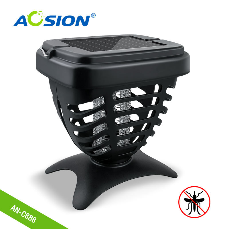 Aosion solar powered high voltage transformer for mosquito killer