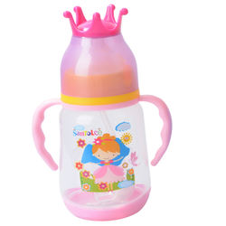 2018 best manufacturing eco-friendly BPA free pp adult baby feeding bottle