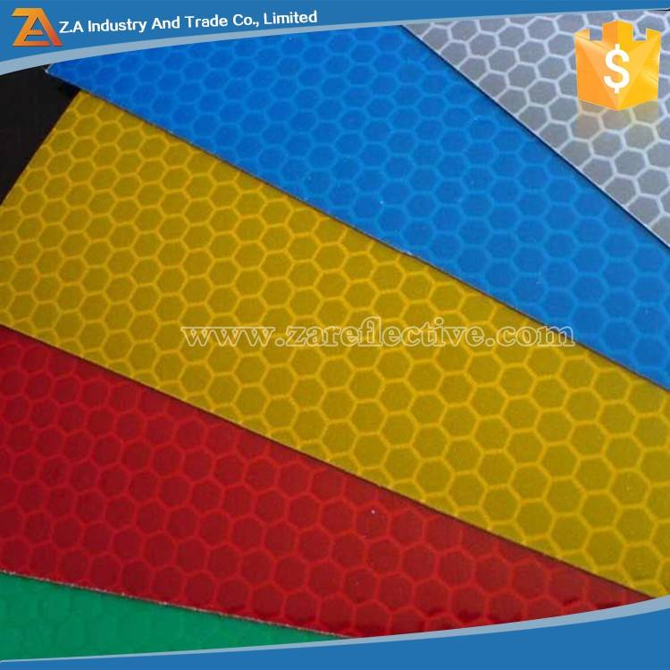 Printable Honeycomb Reflector Sticker,Reflective Sticker/Diamond Grade Reflective Sheeting