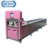 Square / Rectangular Tube / Pipe Punching Machine