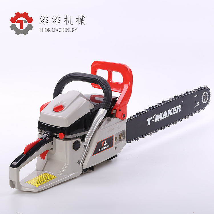 52cc cheap 20 inch gasoline tree cutting machine chainsaw 5209