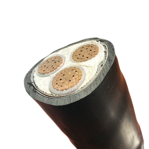 4 core copper conductor pvc insulation N2XY/YKY/NYCY/NYY cable
