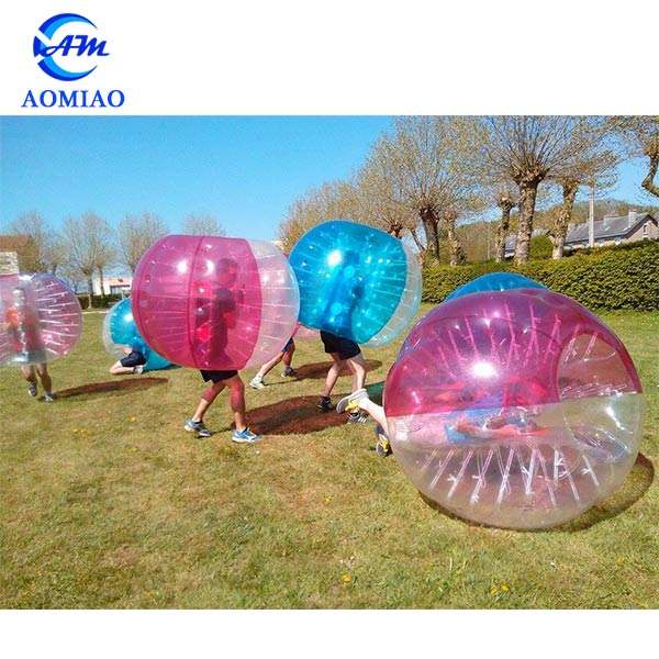 High quality PVC/TPU adults bubble ball, body zorb, soccer zorb ball
