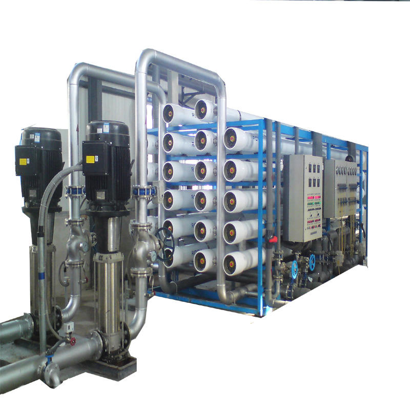 two stage reverse osmosis,RO seawater desalination plant/system/machine