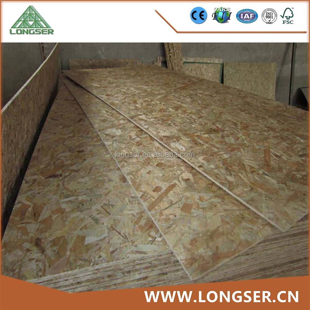 (Oriented strand board) pegamento WBP 20mm <span class=keywords><strong>OSB</strong></span>