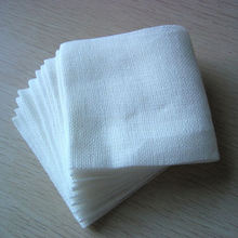 Professional wound dressing medical absorbent swab gauze swabs
