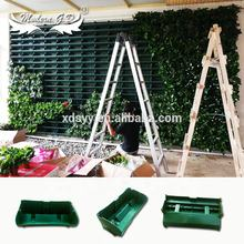 green Plant Wall decorative box living wall planter