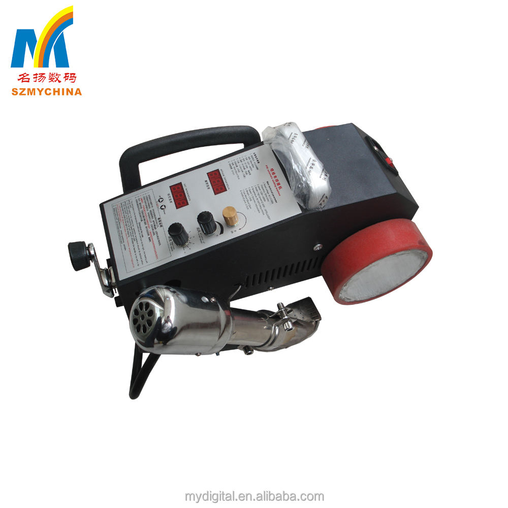 1800W Popular Automatic Hot Air Plastic Welding Machine With One Year Warranty