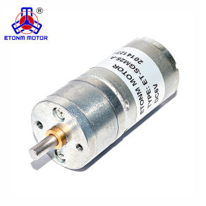 25Mm 500rpn 12V Dc Motor Voor Sex Machine