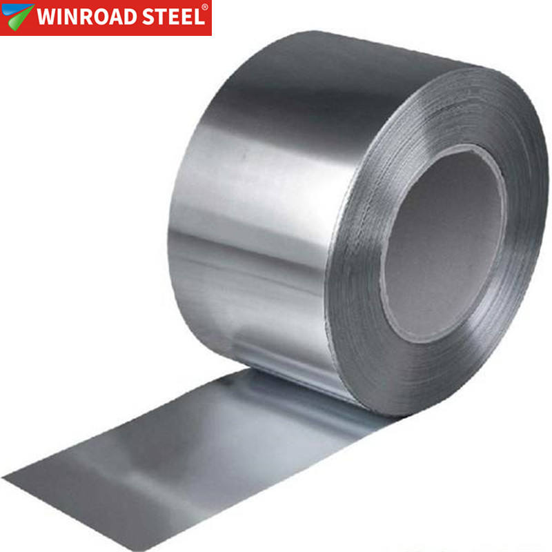 Ss400 cold rolled mild steel sphc zinc coating carbon galvanized iron strip