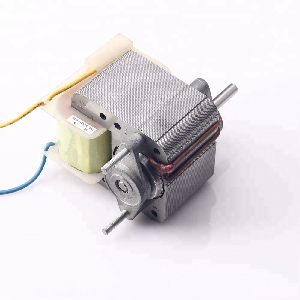 vent motor used in big domestic fan refrigerator shaded pole motor YJ61