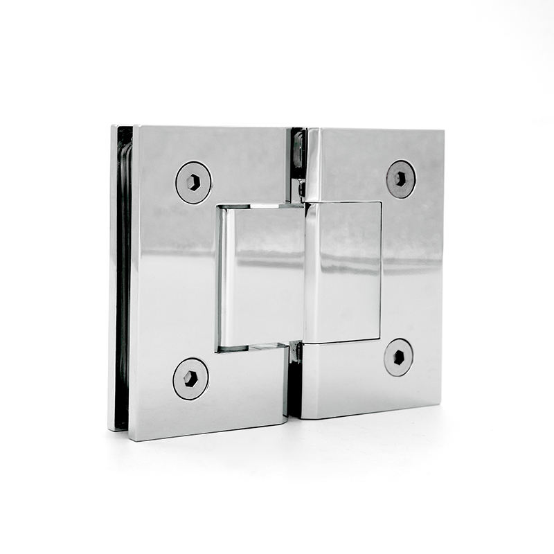 180 degree shower hinge bathroom glass hinge