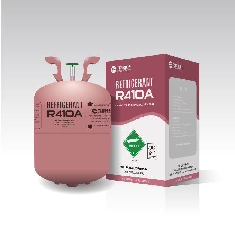 China Refrigerant Gas R410a