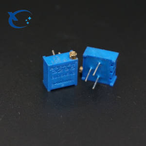 3296 P Trimmen potentiometer Verstelbare weerstand 10 K Precisie multiturn trimmer potentiometer