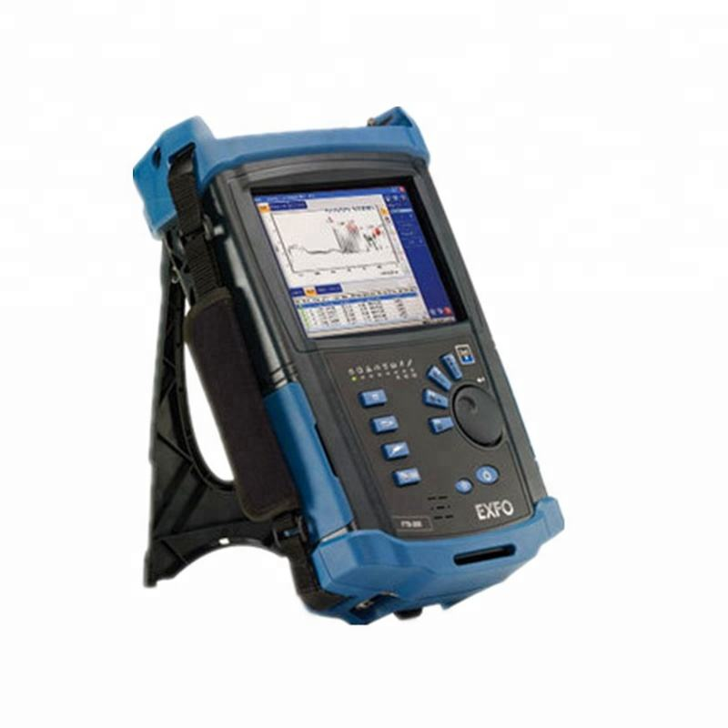 Seri OTDR EXFO FTB-200 FTB-7500E-023B-SM-1310/1550nm-45/43 dB, Integrated VFL, Layar sentuh Optical Time Domain Reflectometer